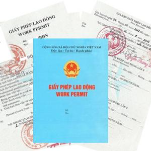 Dịch vụ xin giấy phép lao động