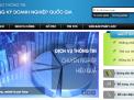 Hướng dẫn cách đăng ký tài khoản truy cập Cổng thông tin quốc gia về đăng ký kinh doanh