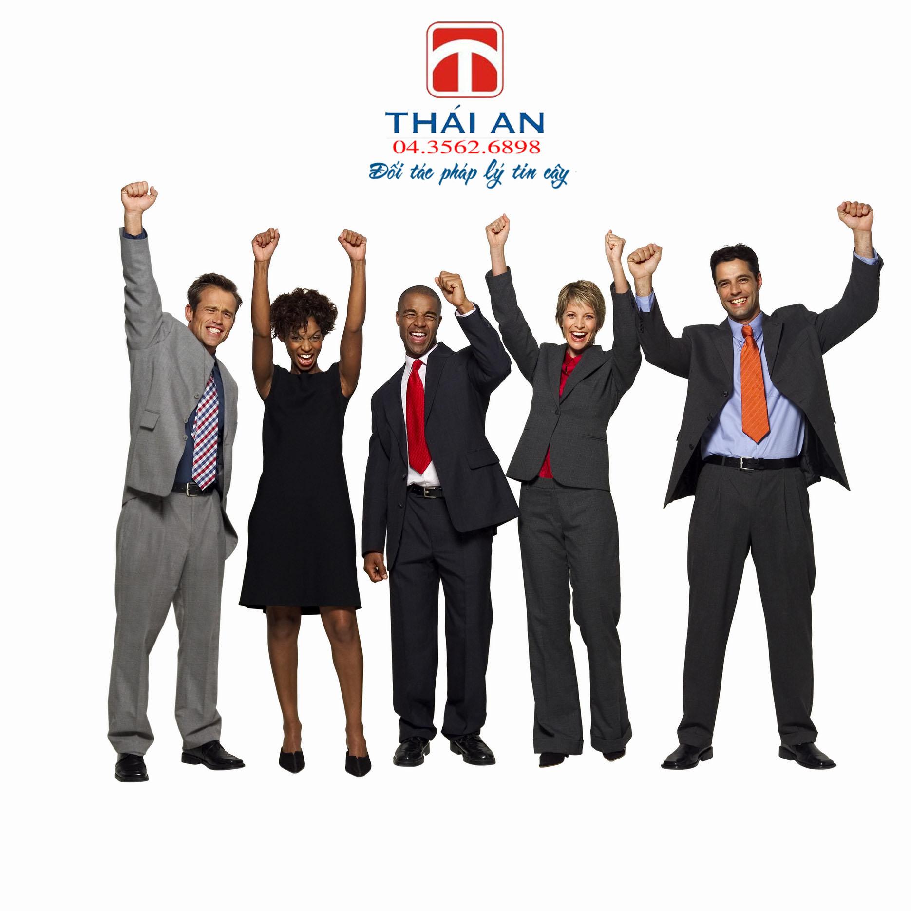 Thủ tục: Thay đổi đăng ký kinh doanh với công ty cổ phần