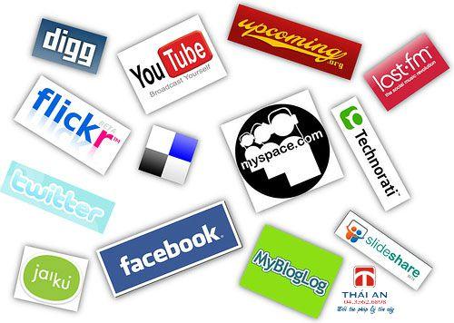 Quản lý việc thiết lập các trang thông tin, mạng xã hội...