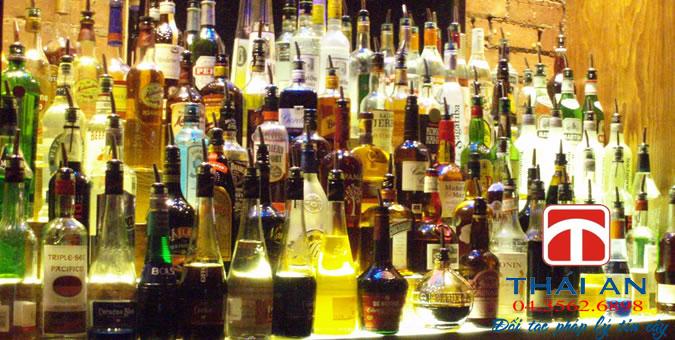 Kinh doanh rượu, bia?