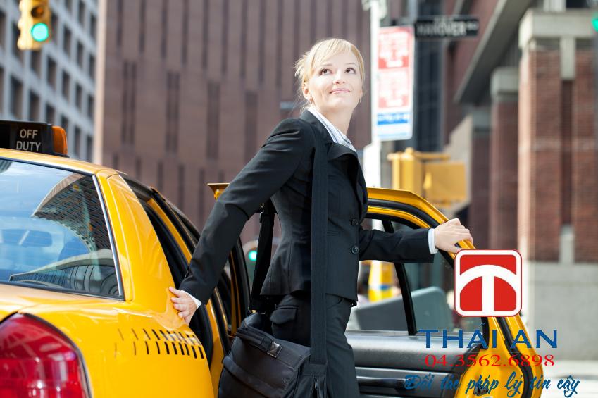 Kinh doanh taxi?